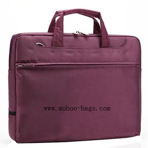 Kurzer Fall, Computer Handbag, Laptop Bag für Women (Purpur MH-2045)