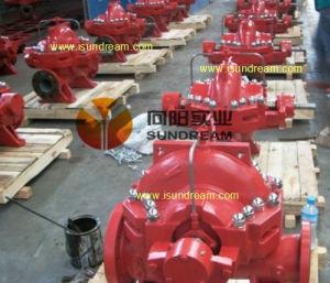 Certificado UL Motor Diesel Bomba de la lucha contra incendios Quipment