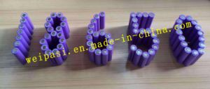 3.7V2000mAh, Lithium Battery, Li-ione 18650, Cylindrical, Rechargeable