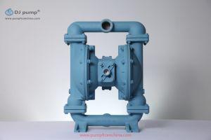 Luft-Membranpumpe, doppelte Membranpumpe, pneumatische Aluminiummembranpumpe