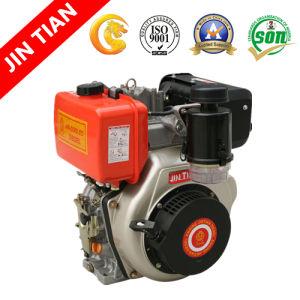Refroidi par air 4KW de puissance du moteur diesel avec confort (186F)