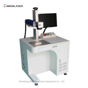 станок для лазерной маркировки ce сертификат FDA для настольных ПК 20W 30W цена