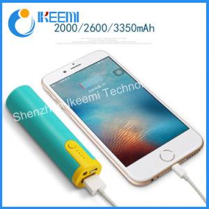 1200-3350mAh Batería de portátil USB de banco para el iPhone Android