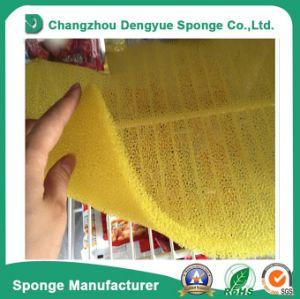 Hot Sale réticulée tapis de mousse de filtre respirants réfrigérateur