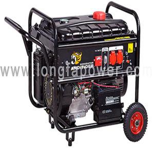 Avec ce générateur à essence d'alimentation Soncap (AD7500)