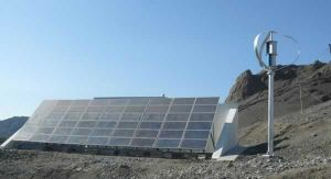 Alta calidad de Maglev generador de turbina vertical del viento para el área remota