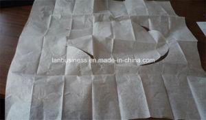 Coperchio di sede di carta a perdere stampato su ordine della toletta di Flushable