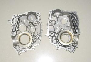 As peças de moto no cárter do motociclo para CG125