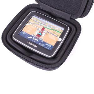 Résistant aux chocs EVA Sac de transport de sacs à main CAS POUR LE GPS (FRT2-420)