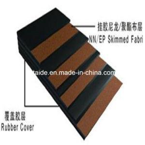 Nn EPの銅鉱石のための耐久力のあるゴム製コンベヤーベルト付け