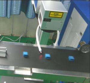 marcadora láser de CO2 en línea para facilitar el marcador Tear-Line
