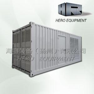 [إيس] نقل كهرباء تجهيز وعاء صندوق