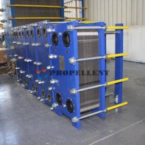 Permutador de calor da placa de ar de refrigeração do secador Filber Têxteis Aquecimento
