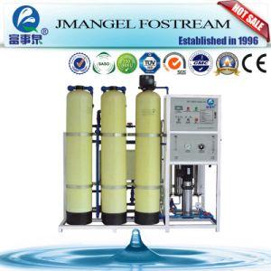 De automatische PLC Installatie van de Behandeling van het Water van het Roestvrij staal van de Controle Volledige Kleine