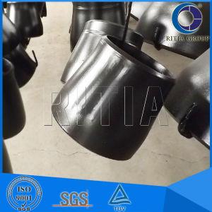 Aço carbono uma234wpb 2'' Redutor Soldadas