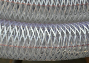 Стеклоподъемников статические Шланг ПВХ стальная проволока спиральный шланг для транспортировки