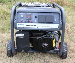 2kw de Draagbare Reeks van uitstekende kwaliteit van de Generator van de Benzine met AC Enige Fase, 220V