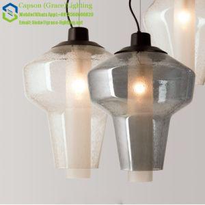 Neue Auslegung-moderne Luftblasen-hängende Glaslampe