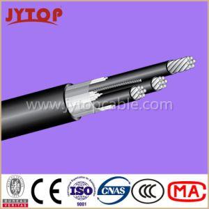 Xhhw-2 cavo di alluminio, cavo dell'isolamento di XLPE