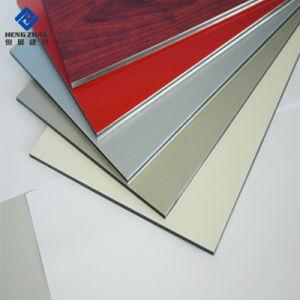 El exterior compuesto de aluminio Panel de pared decorativos de panal.