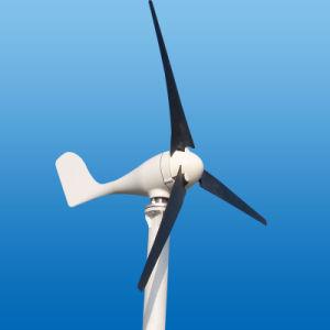 低い開始の風速12V 24V 300Wの縦の風力の発電機