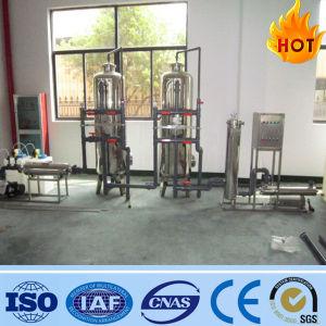 Edelstahl-Wasser-Sandfilter/Kohlenstoff-Filter für Wasser-Vorbehandlung