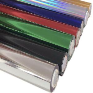 Tipo especial de Hot Stamping Foil para rayos UV y la película de tacto suave