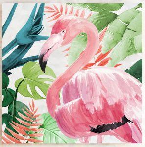 Flamingo Wall Art Foto