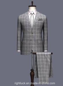 Vêtements de commande d'essai Facotry Bienvenue populaire en Europe costumes Slim Fit Hommes