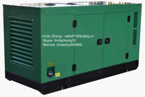 Ytoエンジンを搭載する100kw 125kVA力のディーゼル発電機