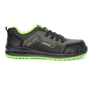 Trabajo Kpu zapatos con suela de PU/PU (SN5872)