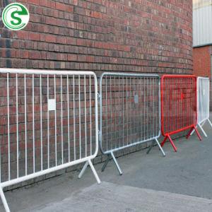 2200mm*1100mm 강철 바리케이드 호주 표준 군중 통제 방벽