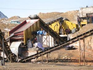 Карьер задавливая завод (5-500tph), каменный карьер задавливая завод, карьер штуфа ломая завод