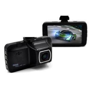 Dashcam G30 Интерполированное разрешение 1080P ИК светодиод ночное видение на машине камеры цифровой видеорегистратор