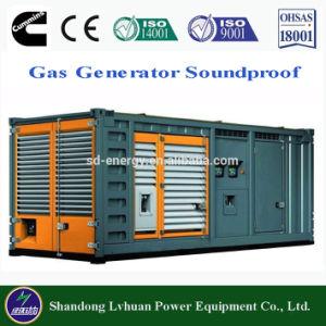 600KW motor generador de gas natural en el mejor precio
