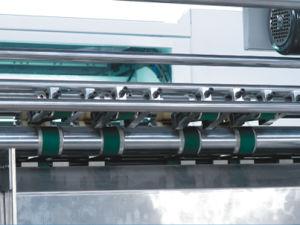 Vollautomatische flaches Bett-stempelschneidene Maschine
