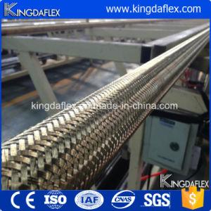 Mangueras hidráulicas trenzadas de alambre doble (1SC 2SC).