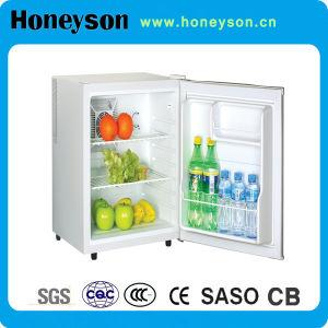 65L 2 étagères Réfrigérateur Mini Bar Refroidisseur de vin pour l'hôtel
