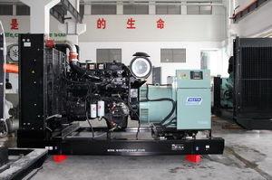 550kVA ha prodotto l'insieme di generazione diesel