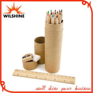 Gift (MP003)를 위한 나무로 되는 Color Pencil Set