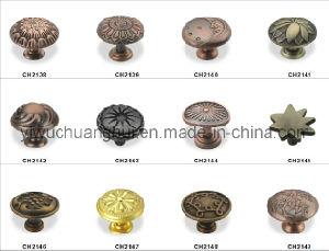 小さい古典的なハードウェアの家具のキャビネットのハンドルのノブ(CH2138-2149)
