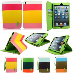 Mappe Carrying Leather Protective Fall für Apple iPad 2 3 4 Mini 7.9