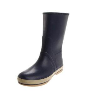 Haut de la qualité de conception OEM pour les hommes d'amorçage de pluie en caoutchouc