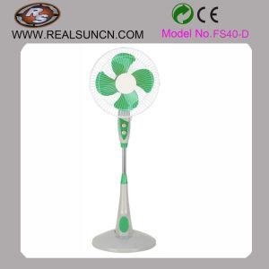 16 '' Standplatz Fan mit Strong Base ABS Material