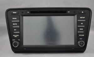 Skoda 2014년 New를 위한 GPS iPod RDS를 가진 차 DVD Player Octavia (IY8059)