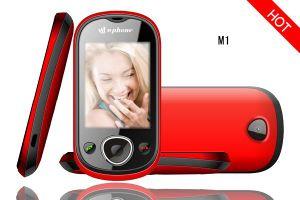 De Mobiele Telefoon van het Scherm van de aanraking met g-Sensor en ATV