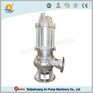 Non-Clog deshidratación de la mina de ahorro de energía de la bomba sumergible de aguas residuales