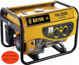 2.0kw con Two Strong Cover Air Cooled, 4-Stroke Petrol Generator Set