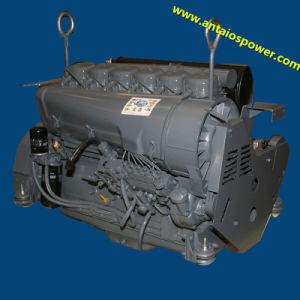 독일 기술의 밑에 Deutz 6 실린더 공냉식 디젤 엔진 F6l912