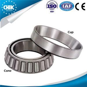 Venta caliente Gcr15 pulgadas de tamaño de acero cromado de rodillos cónicos (32205)